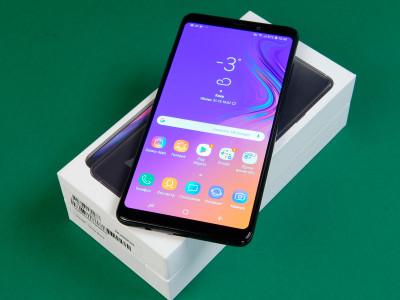 Ценовое наступление: про смартфоны Samsung Galaxy A10 и Galaxy A30