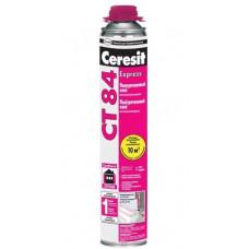 Полиуретановый экспресс-клей для пенополистирола Ceresit CT 84