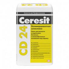Ремонтно-финишная шпаклевка для бетона Ceresit CD 24