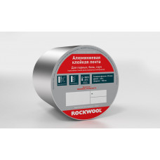 Алюминевая клейкая лента ROCKWOOL 100 мм